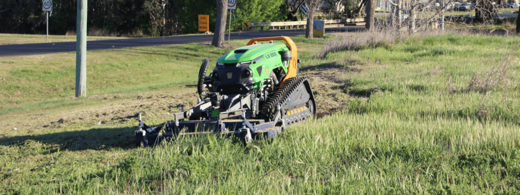 FINISHING MOWER - Optional Attachment